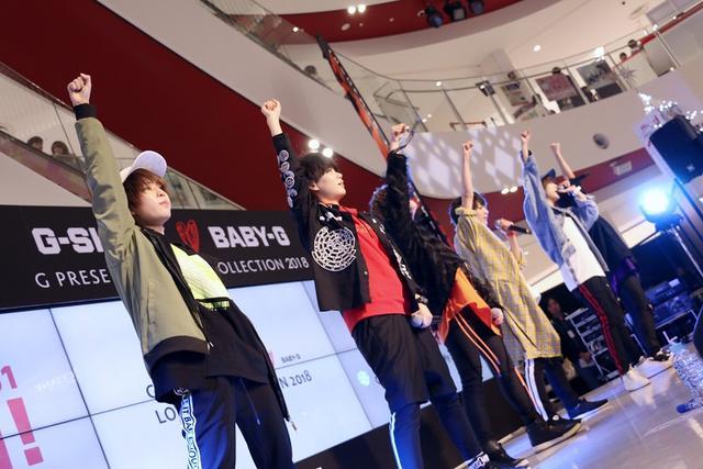 画像3: 「G-SHOCK&BABY-G presents Music Bit~CHRISTMAS SPECIAL~」:風男塾