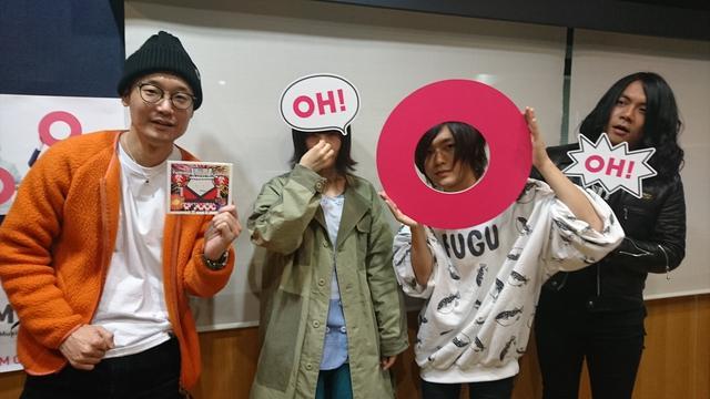 画像: 12月18日(火)GUEST:「ヤバイTシャツ屋さん」