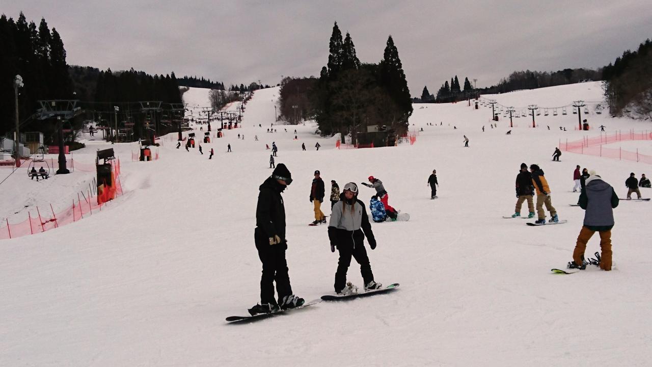 画像2: ☆鷲ヶ岳スキー場に行ってきました☆