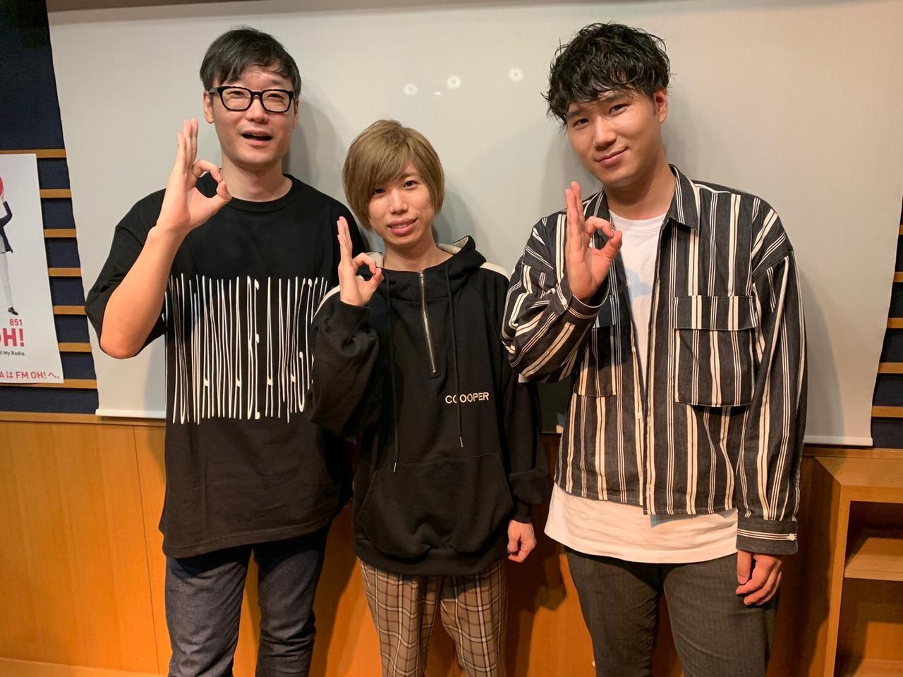 画像: 5月22日(水)GUEST : Official髭男dism