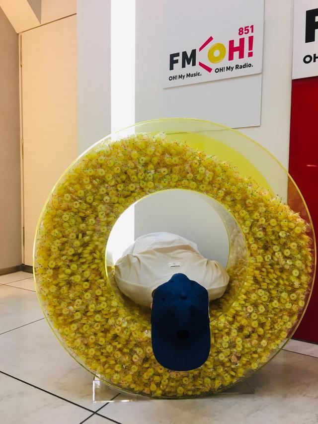 画像: パイン飴の中からこんにちは!◎