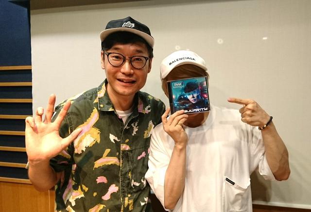 画像: 8月15日(木)GUEST :西川貴教
