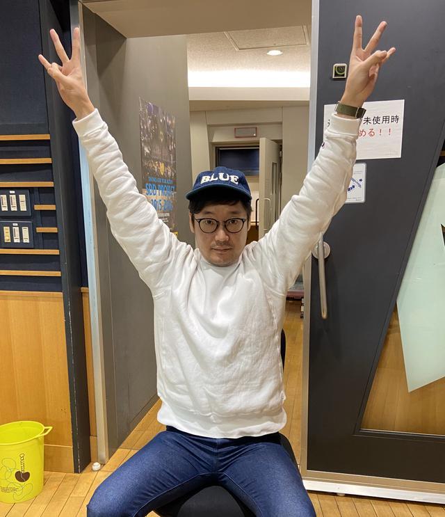 画像: YOH選手!の!モノマネ!!