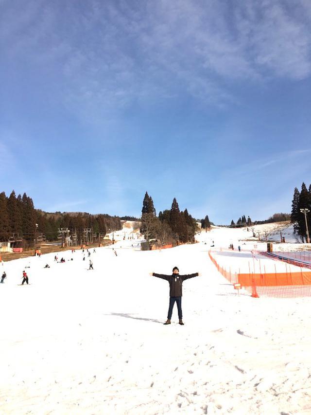 画像1: ☆鷲ヶ岳スキー場に行って来ました☆