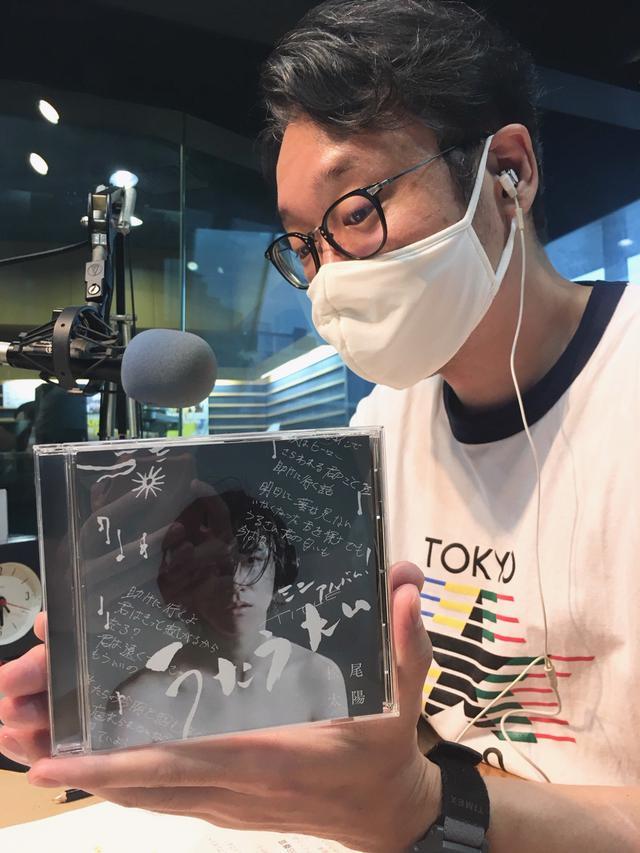 画像: 松尾さんはスタジオにいらっしゃらないためえんどぅさんのソロ写真となります。「うたうたい」好評発売中!