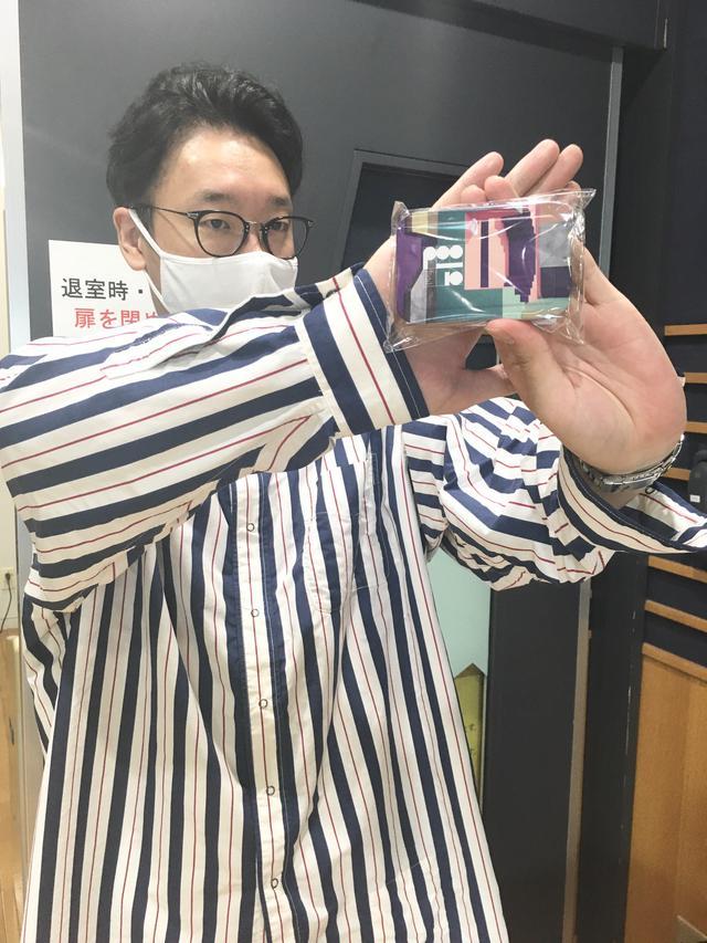 画像: 昨日に続きPerfume Time Warp缶もプレゼント!貴方は何を入れますか?