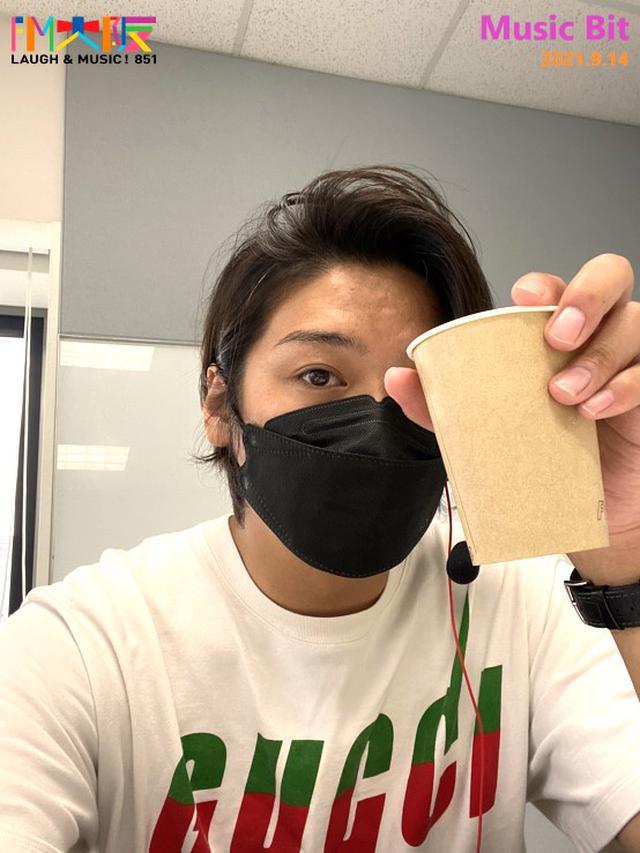 画像: 今日はコーヒー?