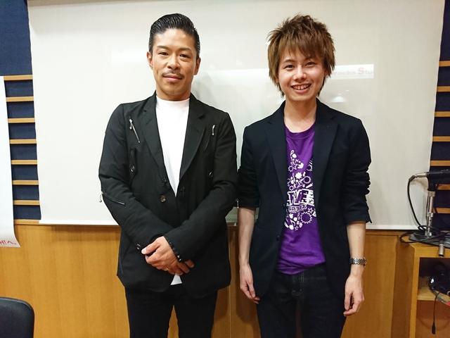 画像: ゲストは、 EXILEのMATSUさんこと「松本利夫」さんが登場!