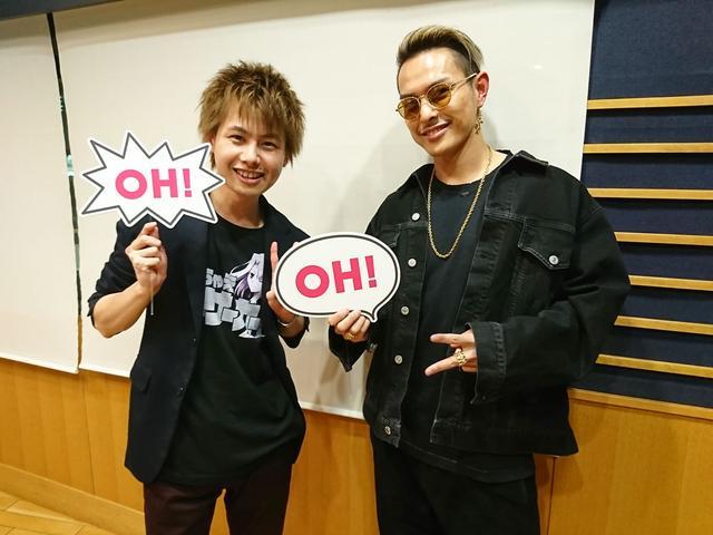 画像: ゲストは、「RYUJI IMAICHI」さん!