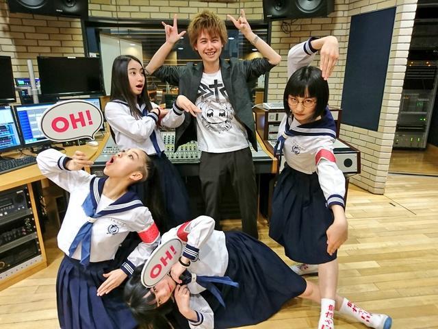 画像: OTO-BAKA 3月20日(火)ゲスト:新しい学校のリーダーズ