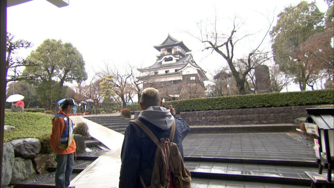 画像4: 早春の城下町に優しい雨 愛知・犬山市の旅