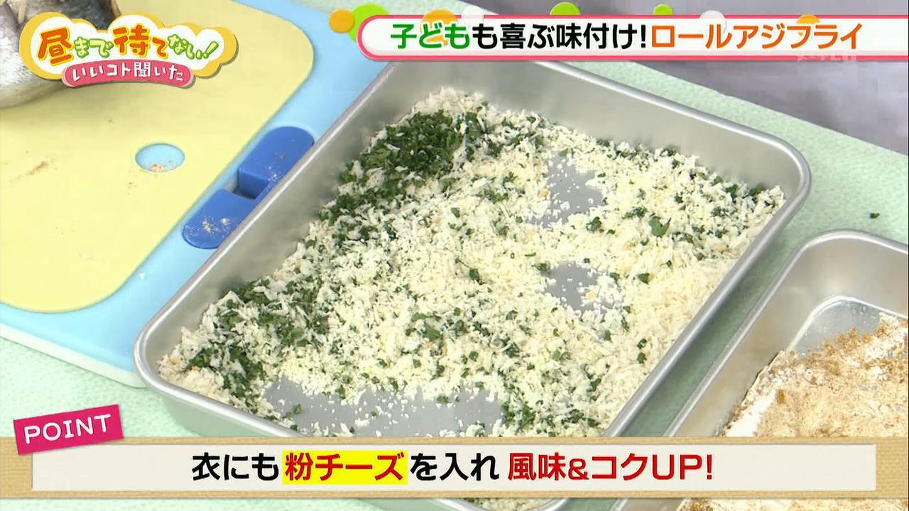 画像4: 新型アジフライのレシピ