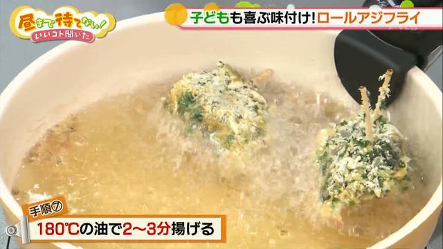 画像5: 新型アジフライのレシピ