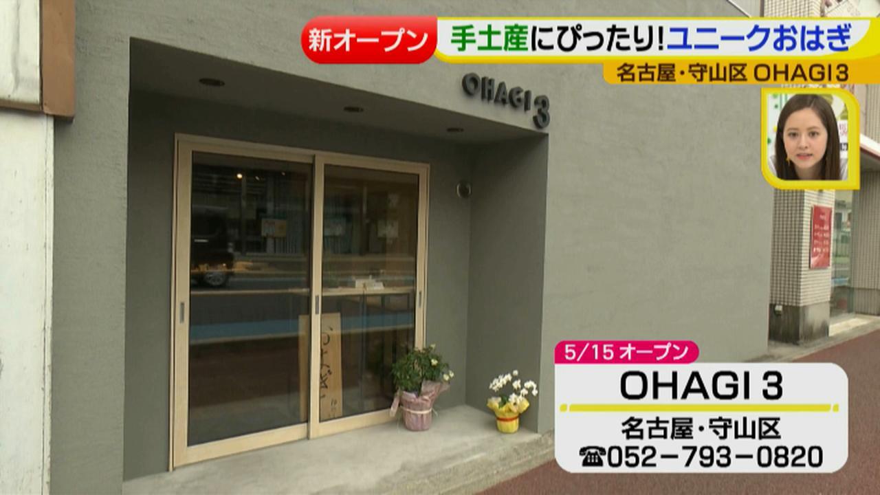 画像1: おはぎ「OHAGI 3」 専門店特集