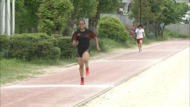画像4: ヒカルのたまご 陸上100m・井戸アビゲイル風果選手