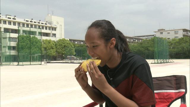 画像6: ヒカルのたまご 陸上100m・井戸アビゲイル風果選手