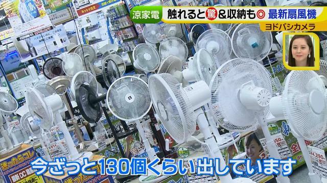 画像3: 普通触りませんが、触ってもいい扇風機 など最新家電