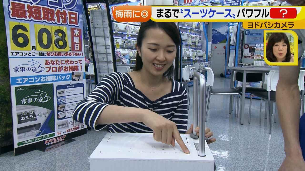 画像28: 普通触りませんが、触ってもいい扇風機 など最新家電