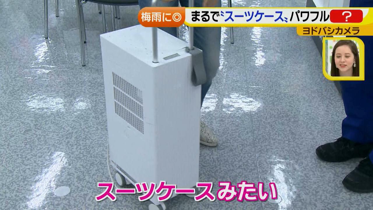 画像23: 普通触りませんが、触ってもいい扇風機 など最新家電