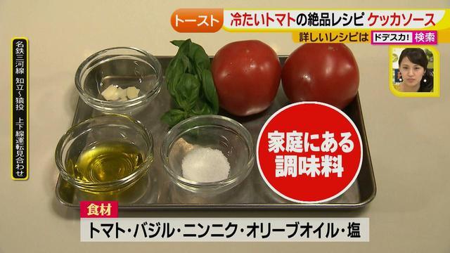 画像8: 朝のトースト アレンジレシピ イタリアの定番篇
