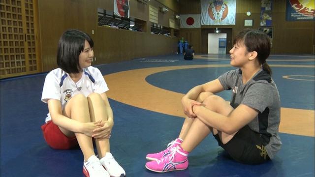画像5: ヒカルのたまご レスリング 向田真優選手