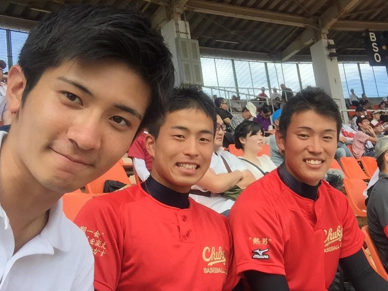 画像: 伊豆蔵将太 高校野球、夏から秋へ