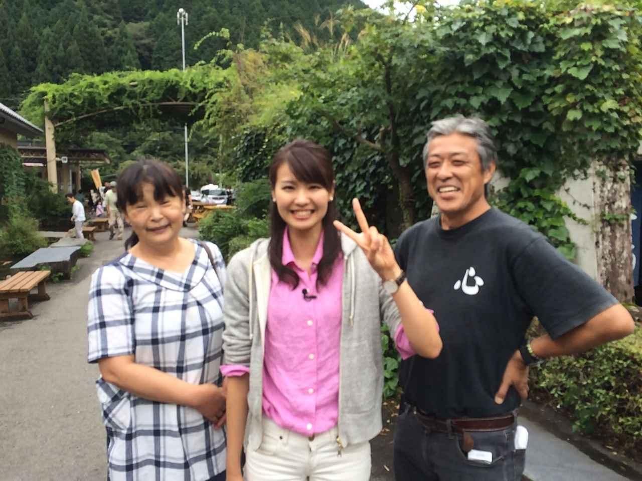 画像: 恩師・竹中先生と…(ご夫婦です)