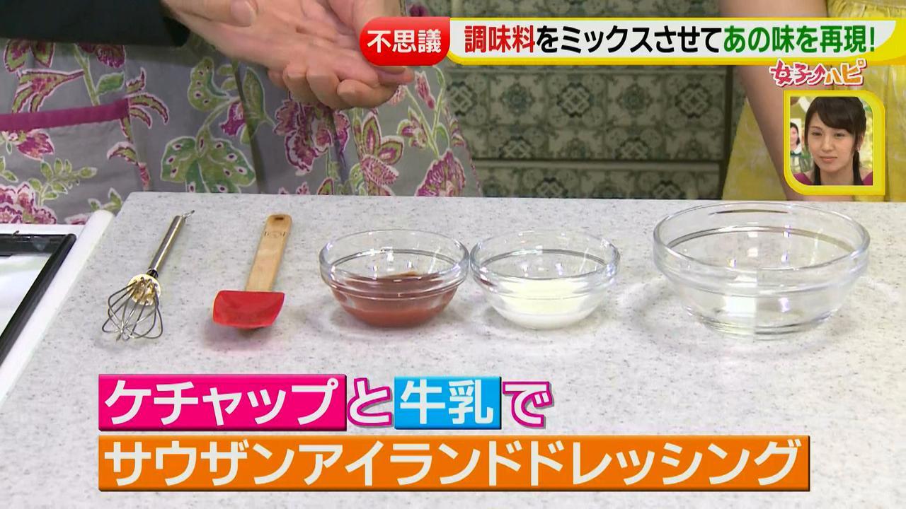 画像3: 調味料活用術① 組み合わせて味を再現!