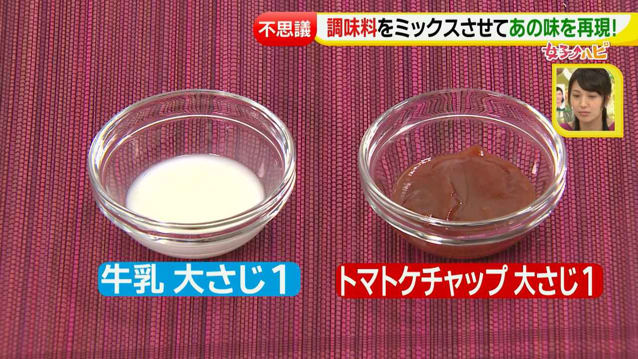 画像4: 調味料活用術① 組み合わせて味を再現!