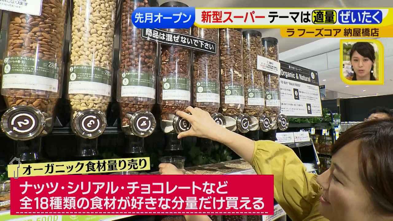 画像5: 注目の新型スーパー!テーマは「ぴったり」と「ぜいたく」