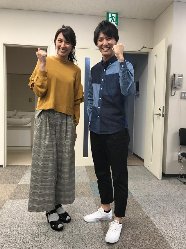 画像: 浅尾美和さんと