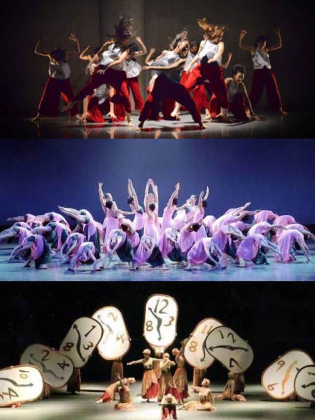 画像: これまでに踊ってきた大切な作品たち。