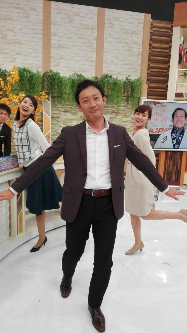 画像: この日は倉橋さんと共にフィギュアスケーターに! この後、星さんの脇を私と石神ちゃんでかためました^^