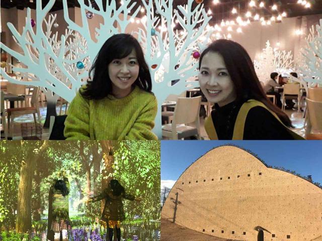 画像: 「でらトレンディ」でご紹介した、食とアートの融合「TREE by NAKED tajimi」とモザイクタイルミュージアム