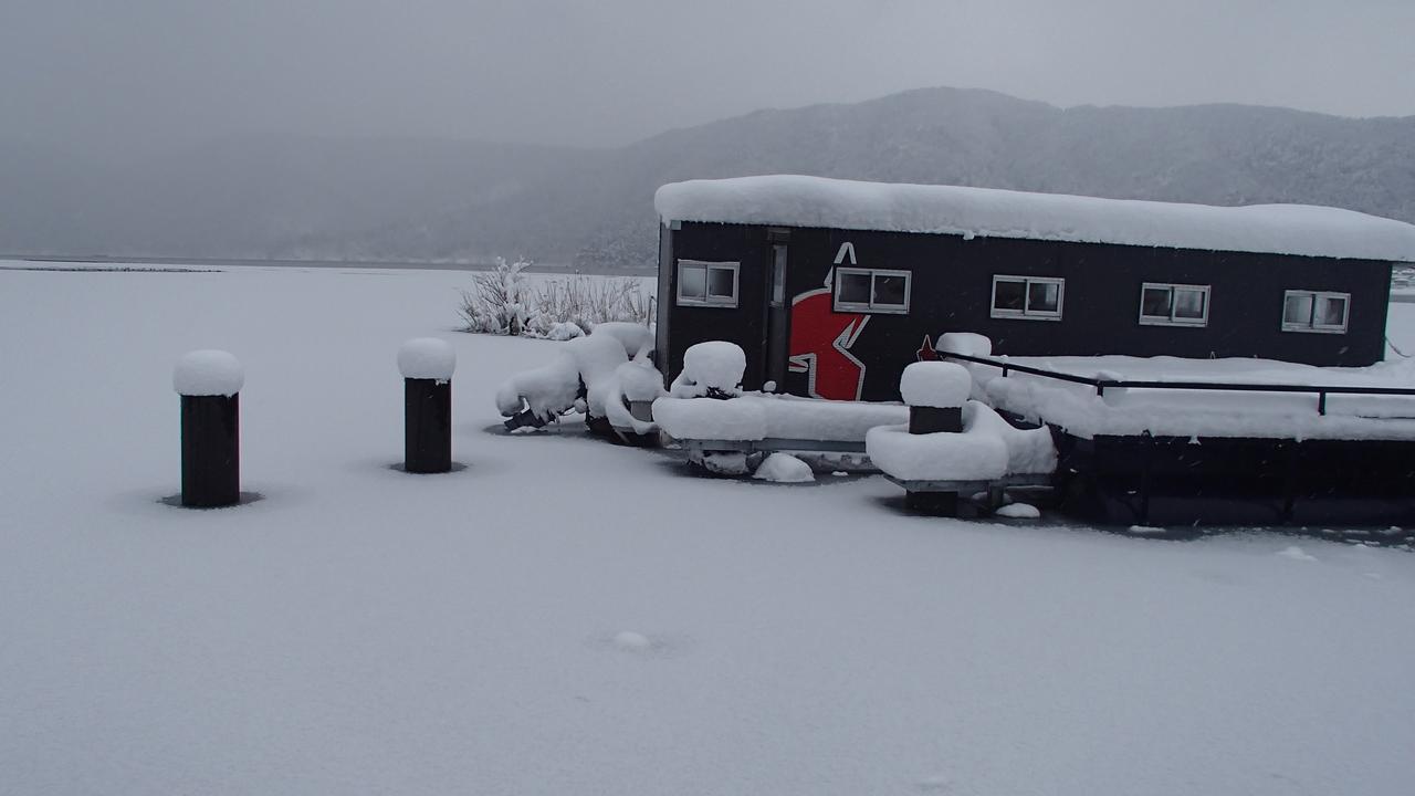 画像2: 美しき湖北の雪景色 滋賀・長浜市余呉町の旅