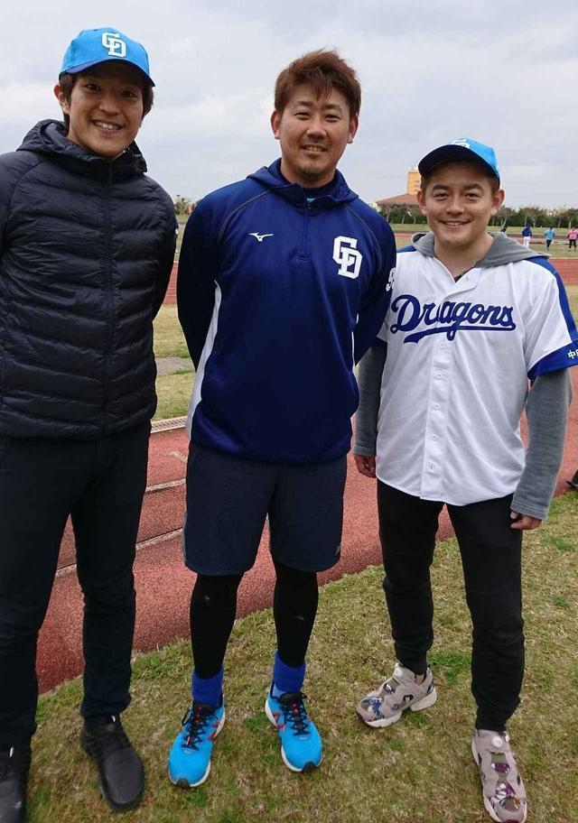 画像: 『ドデスカ!』水曜・イトダスポーツで松坂投手に取材!