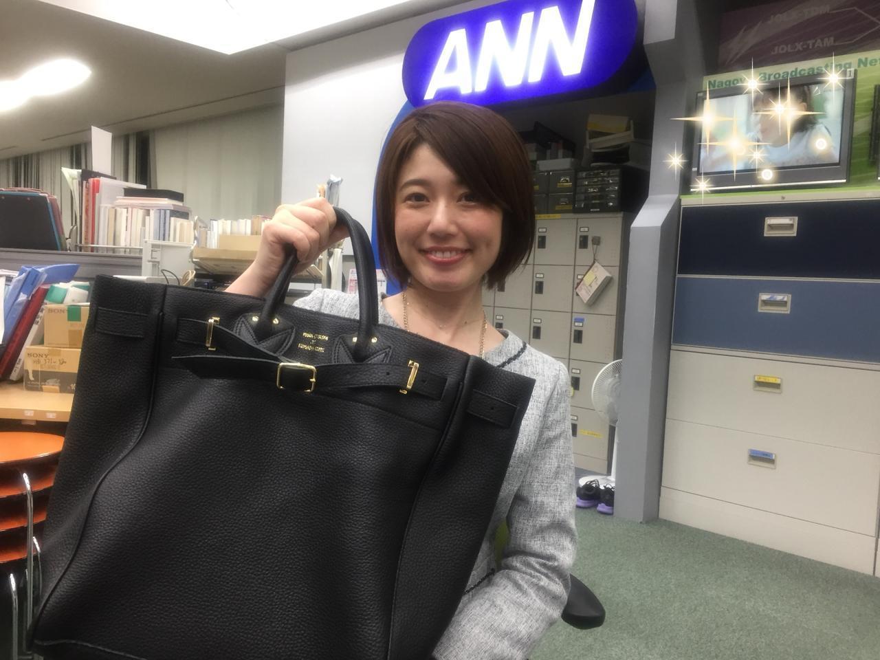 画像: 一目ぼれバッグを見つけたときの高揚感はなかなかです。 これは大容量で気付くとぽんぽん物をいれてしまいます。
