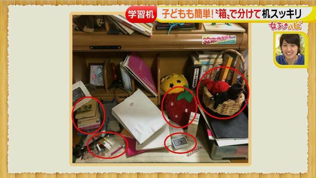 画像6: 物置から勉強する場へ!学習机の片づけ方♪