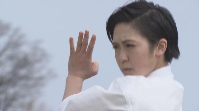 画像1: ヒカルのたまご 空手・形 田中美佐稀選手