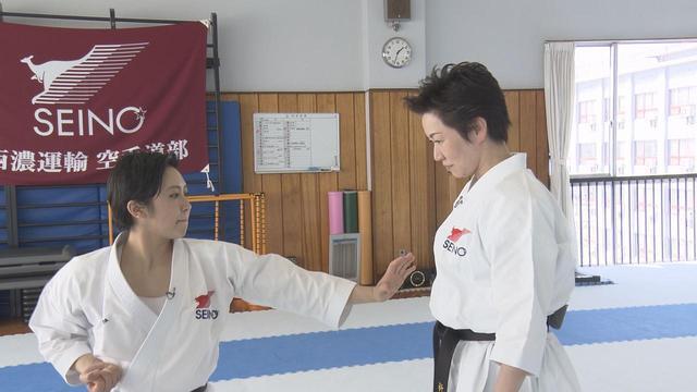 画像2: ヒカルのたまご 空手・形 田中美佐稀選手