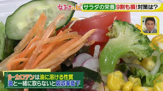 画像4: その調理、9割の栄養捨ててます! ノンオイルドレッシングの落とし穴