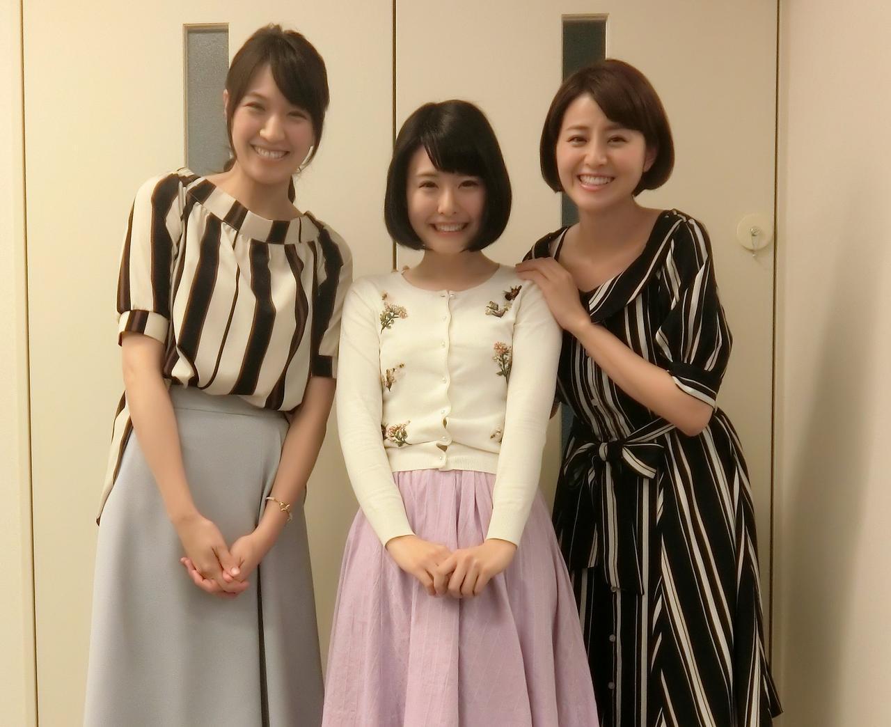 画像: 鈴木ちなみさん・浅尾美和さん