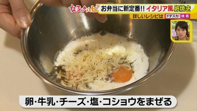 画像6: 健太先生のかんたん洋風お弁当レシピ イタリア風オムレツ フリッタータ♪
