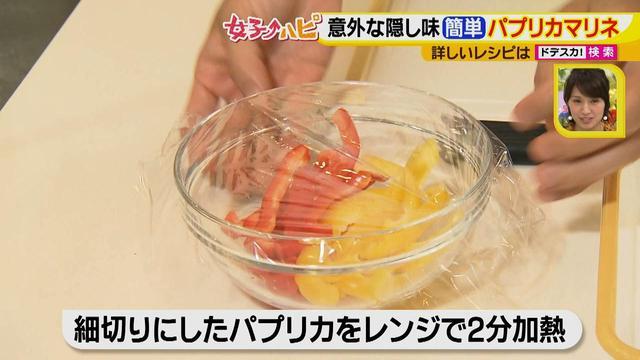 画像6: 健太先生のイタリアン超簡単レシピ 彩りきれいな保存食パプリカマリネ♪
