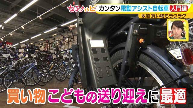 画像16: 電動アシスト篇 快適自転車ナビ♪