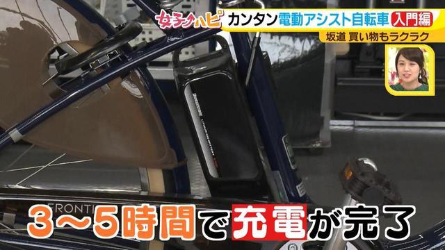 画像5: 電動アシスト篇 快適自転車ナビ♪