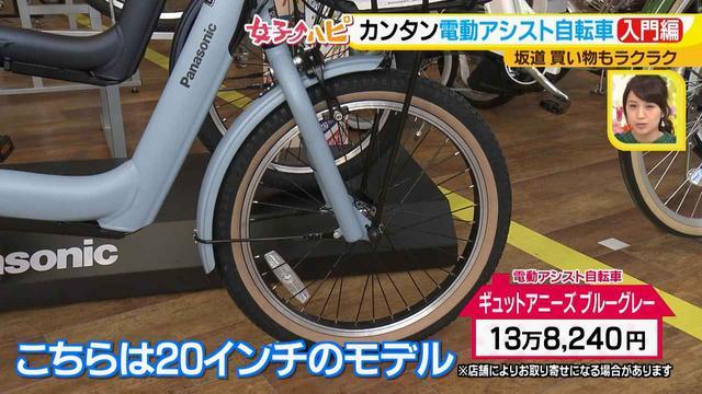 画像11: 電動アシスト篇 快適自転車ナビ♪