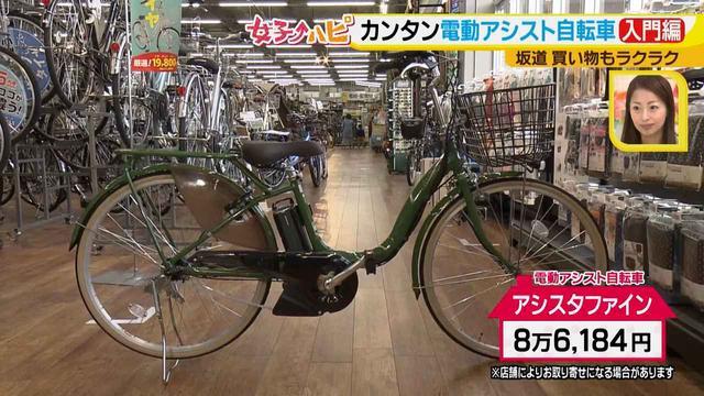 画像10: 電動アシスト篇 快適自転車ナビ♪