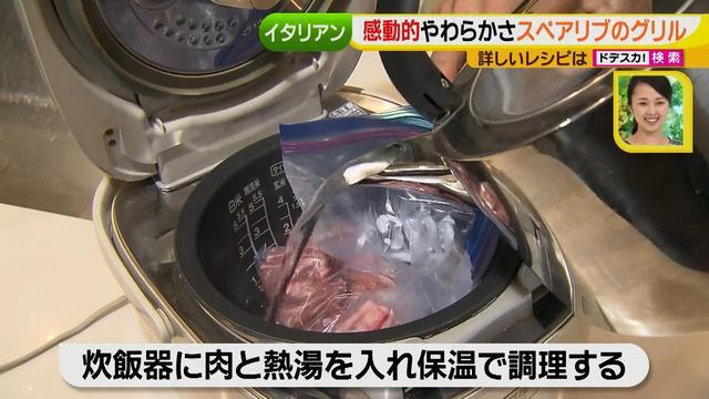 画像4: 健太先生のイタリアン簡単レシピ 超トロトロ!ゴージャススペアリブ♪