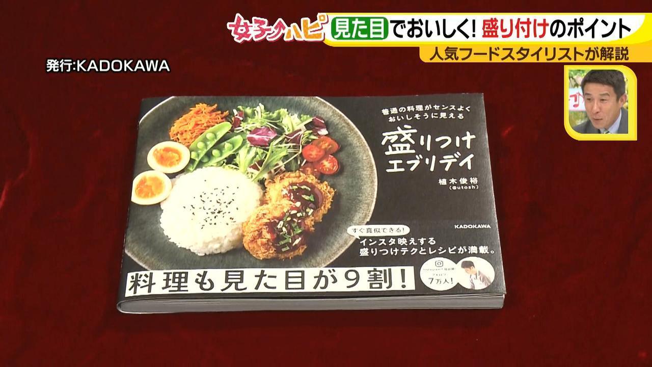 画像4: 料理がおいしくなる盛り付けテクニック♪  ~基本編~